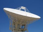 DSS-27, a 34-meter dish at the Gemini site