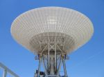 DSS-14, the large 70-meter dish used for the most critical passes